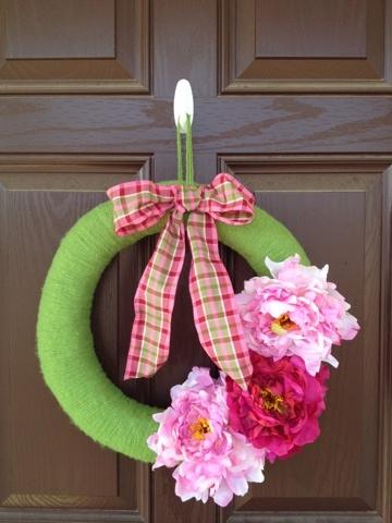 My Spring Wreath