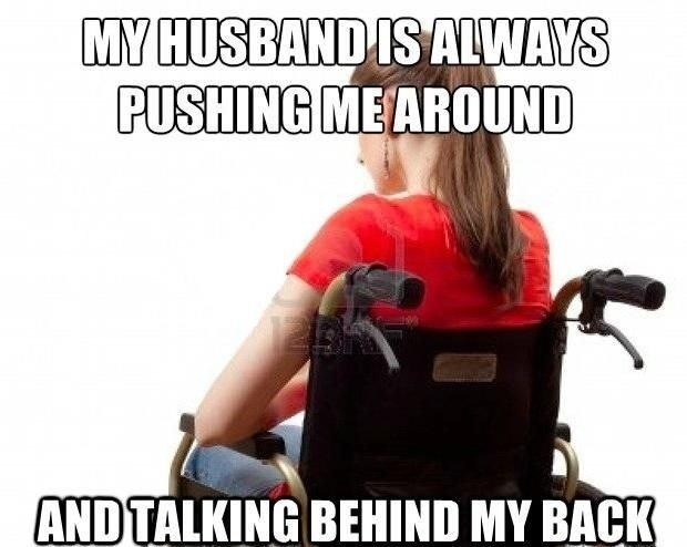 My Husband Funny Meme : My husband is always pushy memes pinterest
