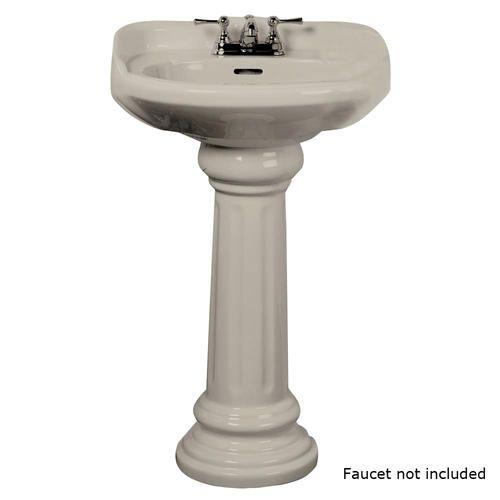 Barclay Vicki Pedestal Lavatory, 4