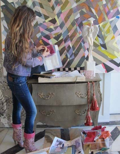 Kelly Wearstler Decorating Ideas | Kelly Wearstler's New Blog Shares Creative Ideas