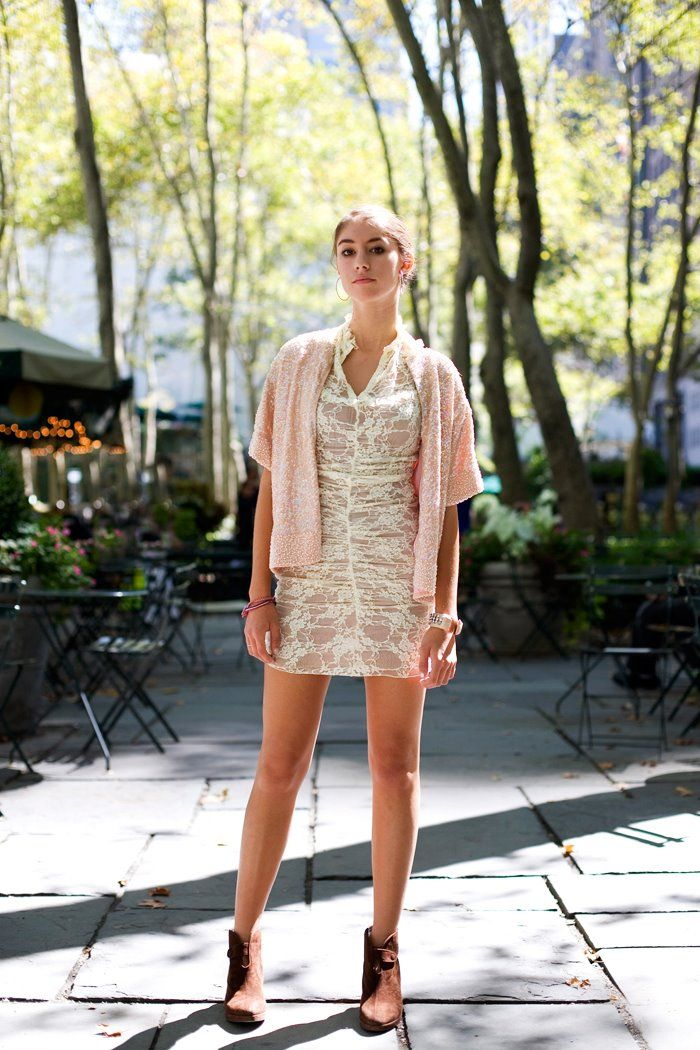 On the Street…..Bryant Park, NYC « The Sartorialist