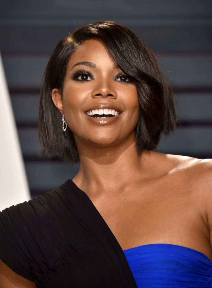 Gabrielle Union Just Chopped Off Her Hair In  Ntebza