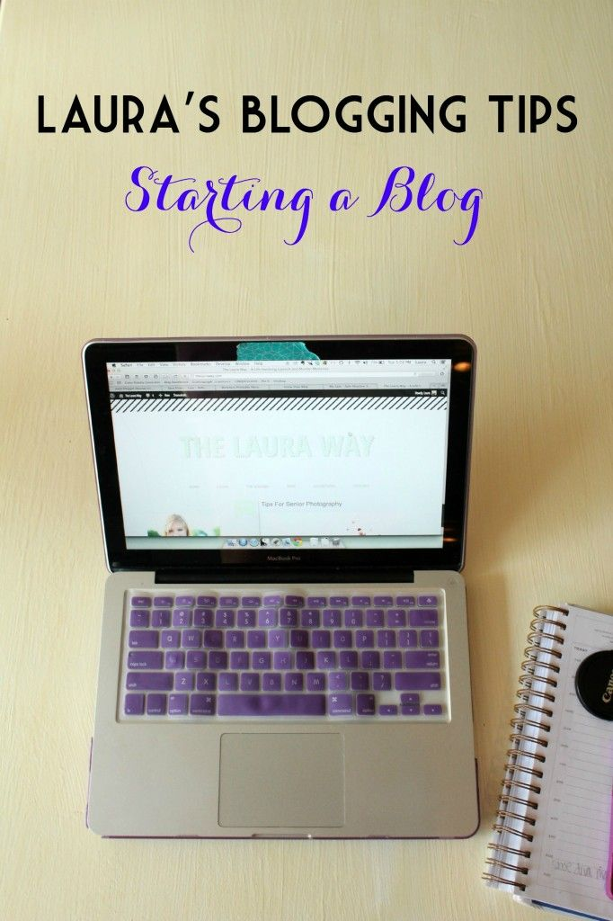 start blog tips
