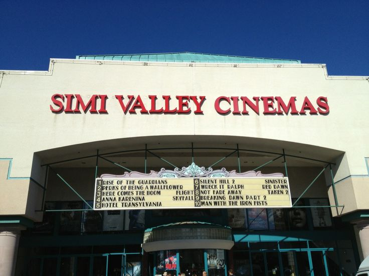 stream simi valley 10 movie times in english with