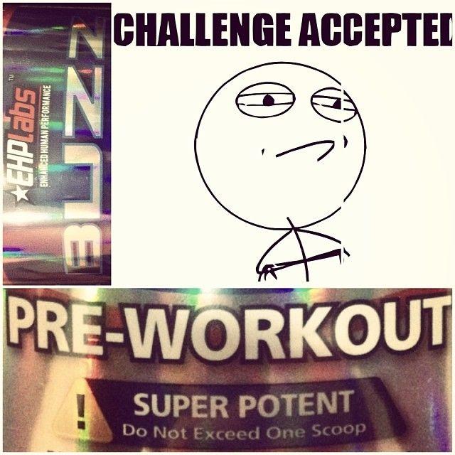 Barney pre workout meme 9gag