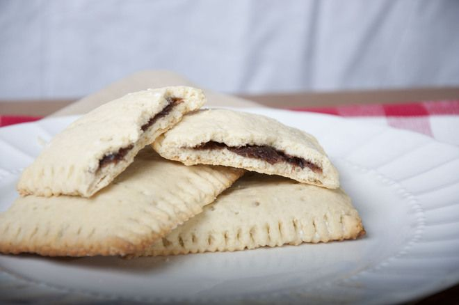 toaster pastries (diy pop tarts) that are totally homemade, Not the ...