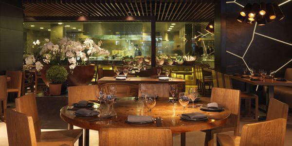 unusual unique restaurants london