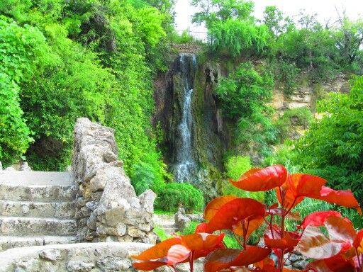 San Antonio Japanese Tea Garden Deep In The Heart Of