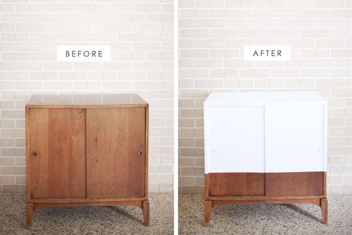 cabinet makeovers