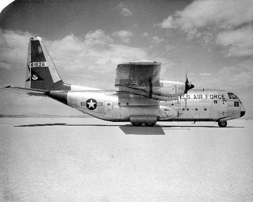 Lockheed : C-130A : Hercules | airplanes | Pinterest