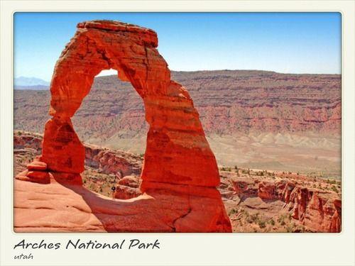 Arches National Park- Utah