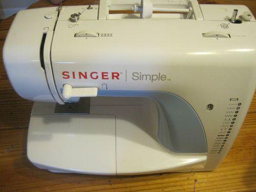 singer simple sewing machine 3116 manual
