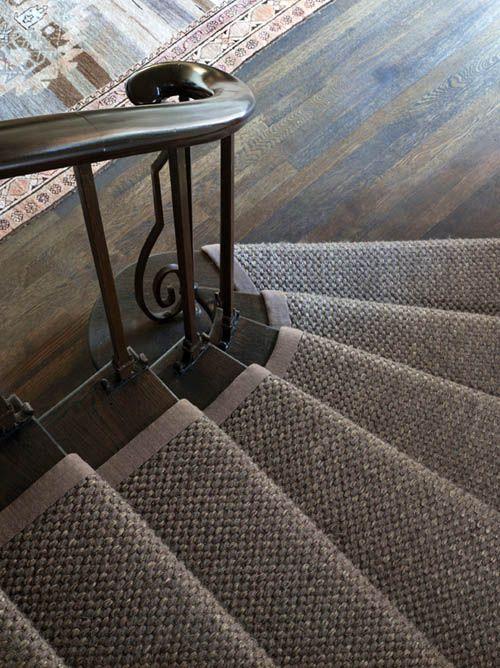 Wool Sisal Carpet Stair Runners 500 x 668