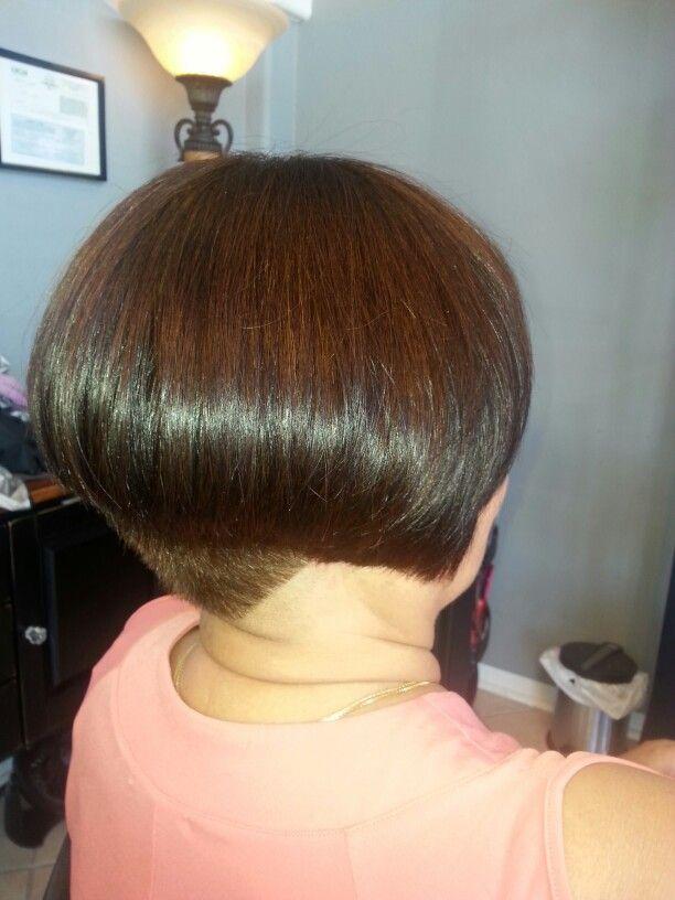 Short Wedge Bob Haircut | newhairstylesformen2014.com