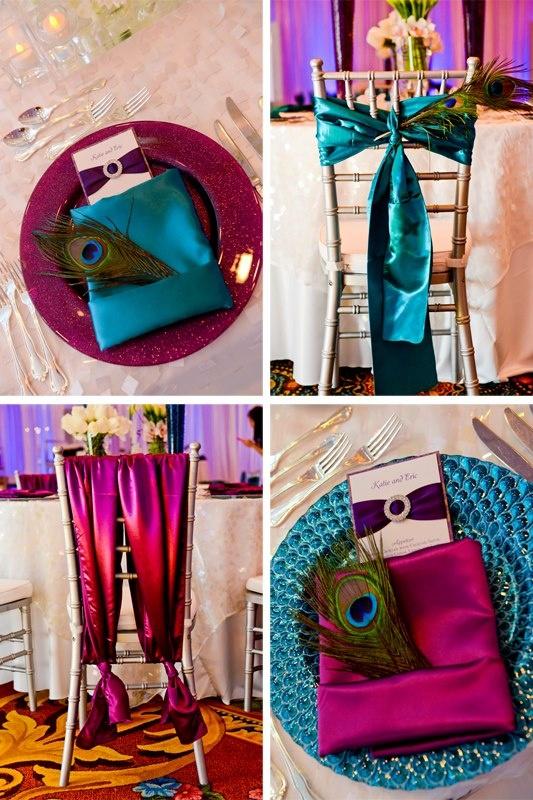 Disney Peacock Themed Wedding Peacock Inspired Wedding Ideas Tea