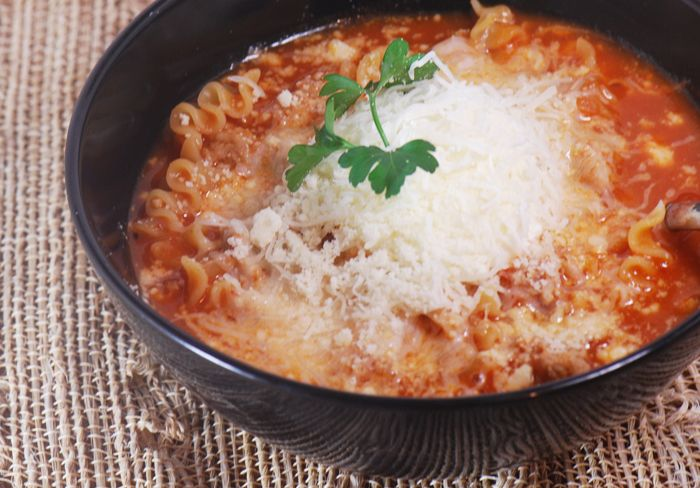 Lasagna Soup (7 points)