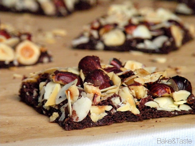 chocolate bars with almond and hazelnuts | bars for the win | Pintere ...