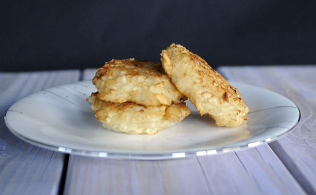 Crispy Potato Cakes | Food | Pinterest