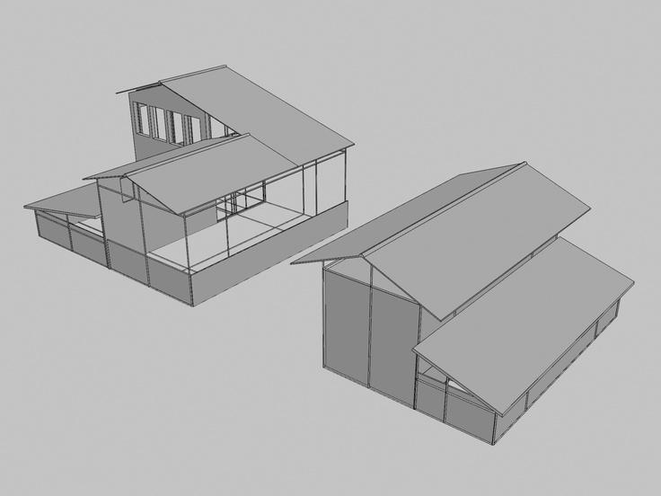 Modelado 3d para la creación de una infografía minera - 3dmax