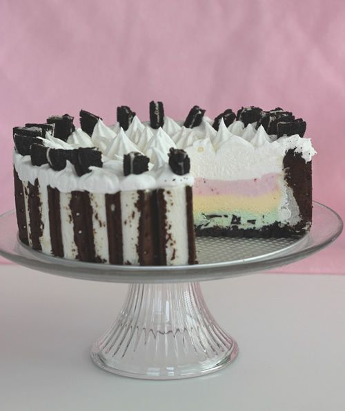 Decorating Ideas > Cake For Ice Cream Lovers  Cake Recipes  Pinterest ~ 073444_Ice Cream Cake Decoration Ideas