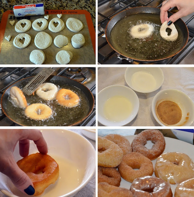 Easy Homemade Doughnuts | Food: Desserts | Pinterest