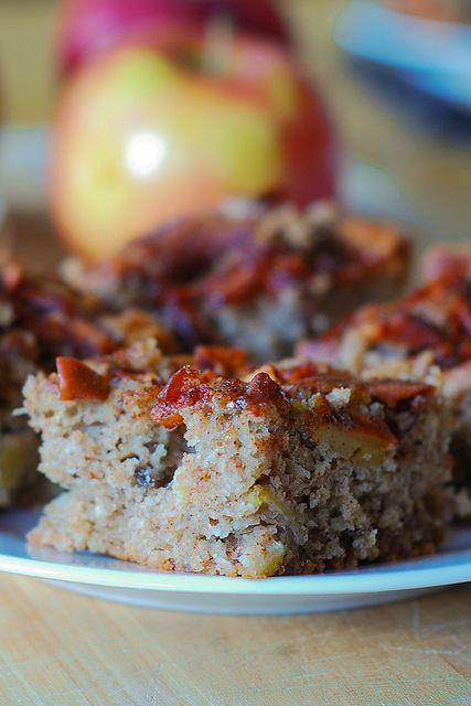 Easy apple cake | Recipe