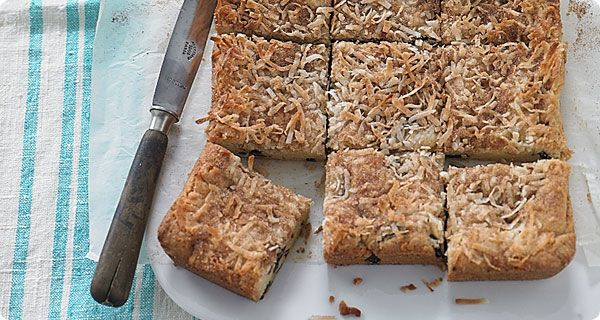 Cherry Coconut Bars | eat - reasons why I HAVE to exercise | Pinterest