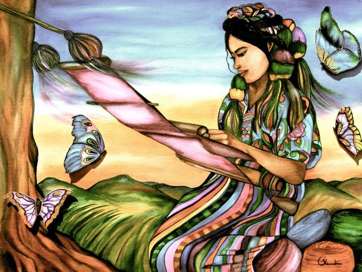 Уивер Латинская Америка постер Клаудиа Трамбле