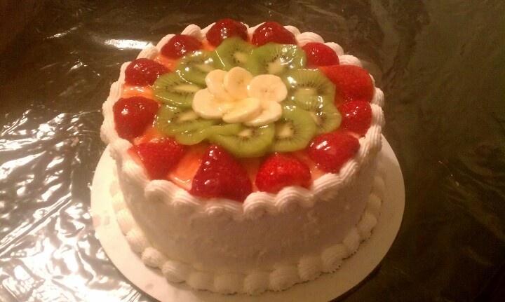 glaze for fruit cake