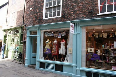 Clothes stores. Belles clothing store