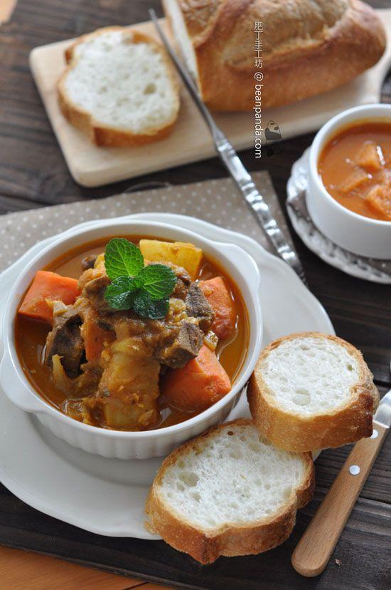Lemongrass Beef Stew Recipe — Dishmaps