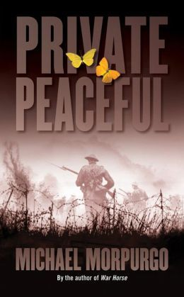 michael morpurgo private peaceful book review