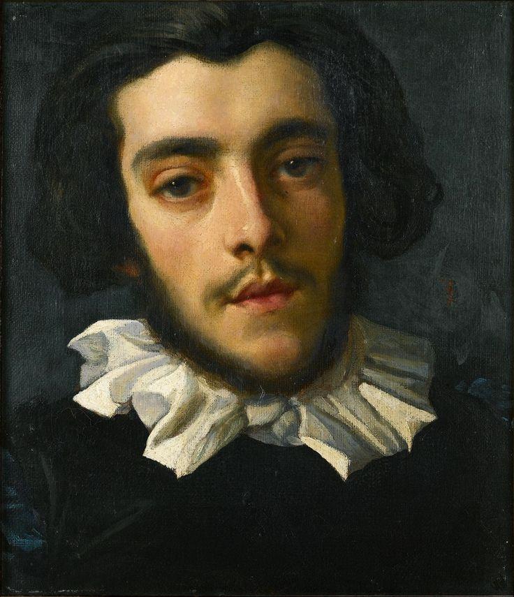 Charles Edward Perugini pintaod por Lord Frederic Leighton en 1855