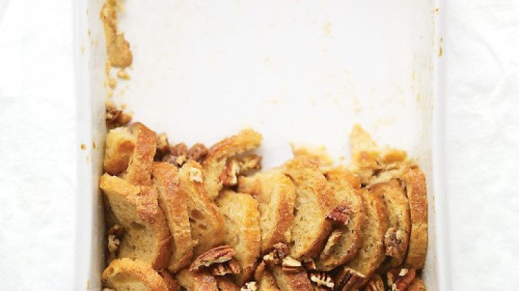 maple pecan blondies with maple butter glaze maple and toasted pecan ...