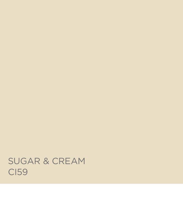 Sugar cream ci59 color paint chips pinterest - Shades of cream color paint ...