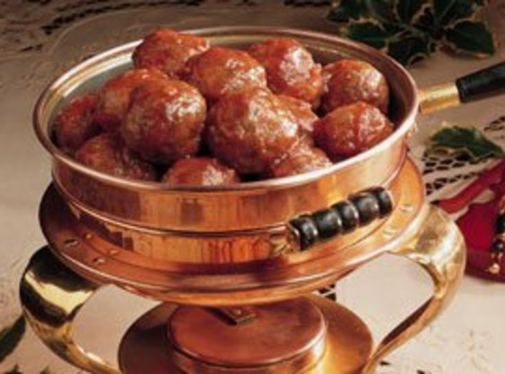 Cajun Party Meatballs   Recipe