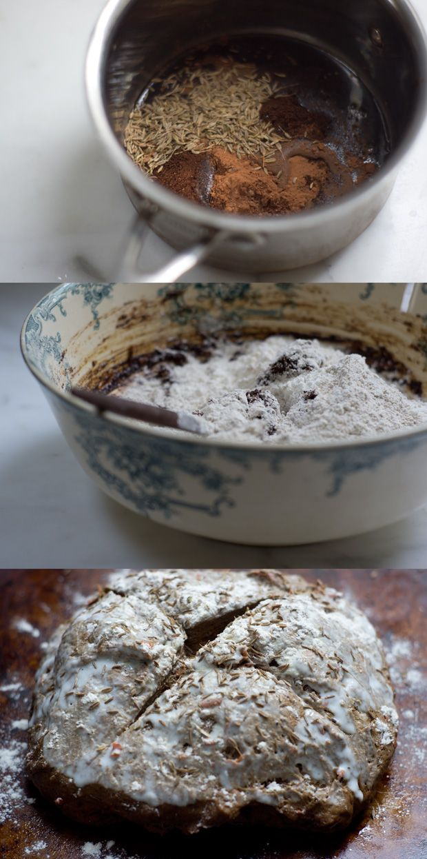 Black Bread Recipe from 101 Cookbooks.com. Rye bread with cocoa ...