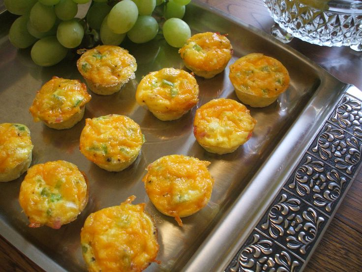 Easy breakfast quiche food pinterest