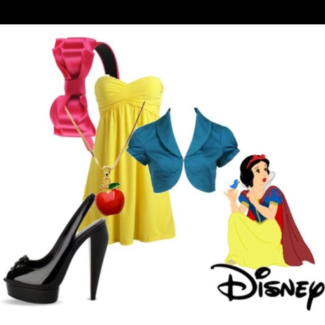snow white modern version