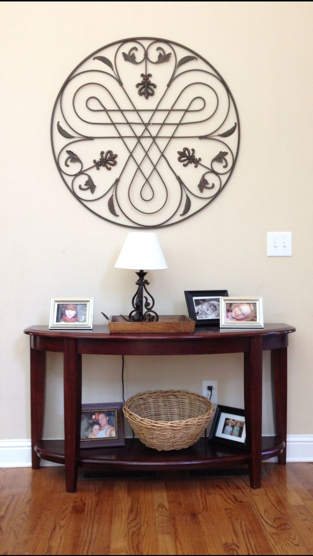 Natural Foyer Wall Decor Inspiring Home Decor Pinterest