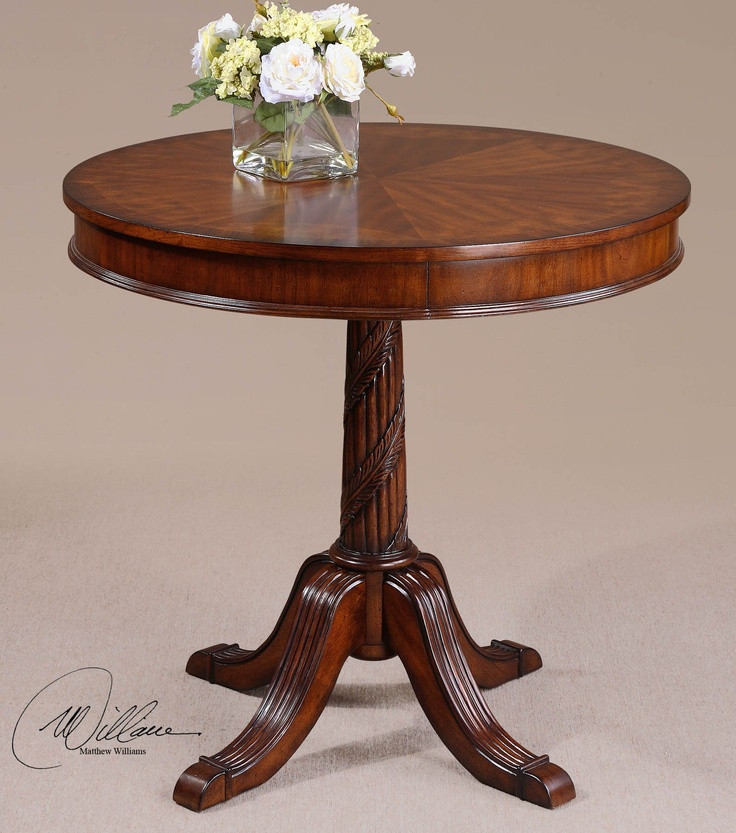 Uttermost - Brakefield, Round Table | Home Decor