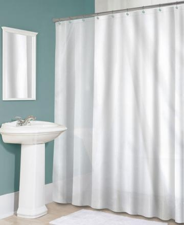 Fabric Shower Curtain Liner Extra Long 84 Long Shower Curtain Liner