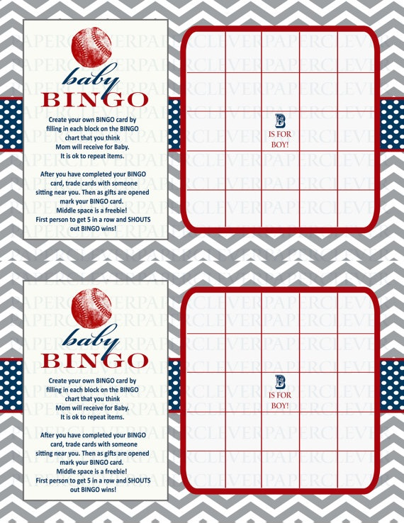 baby shower bingo baby pinterest