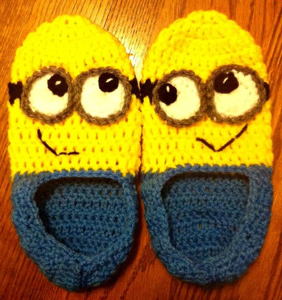 Knitting Pattern For Minion Socks Ipaafo For