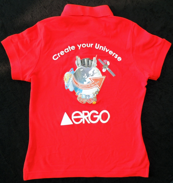 Pin by chameleon design and print on portfolio chameleon for Screen printing polo shirts