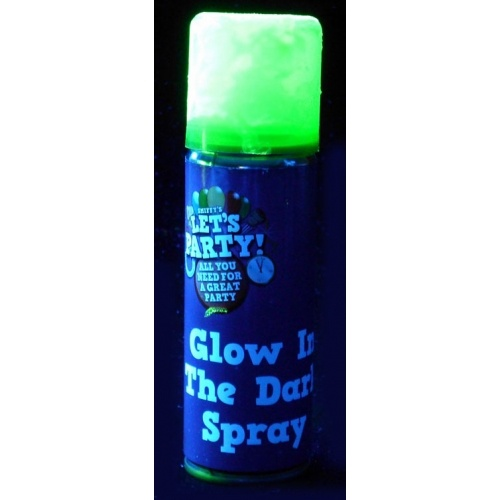 glow in the dark paint spray glow blackout pinterest. Black Bedroom Furniture Sets. Home Design Ideas