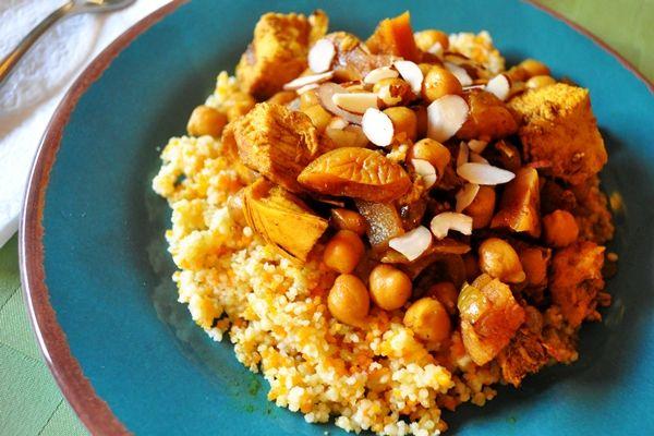 Moroccan chicken recipe | Ethnic Foods | Pinterest