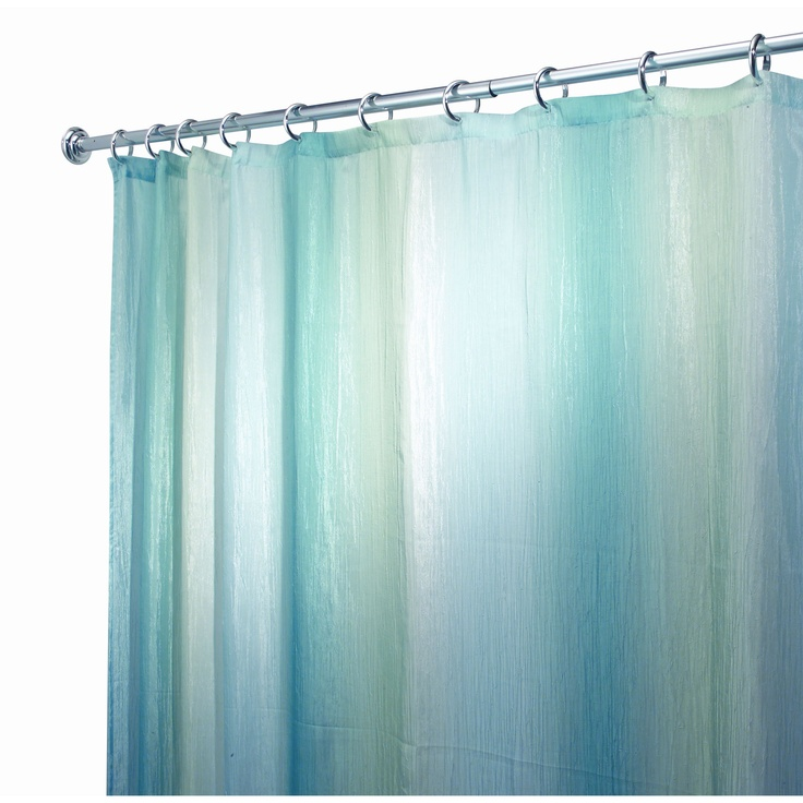 InterDesign Ombre Shower Curtain
