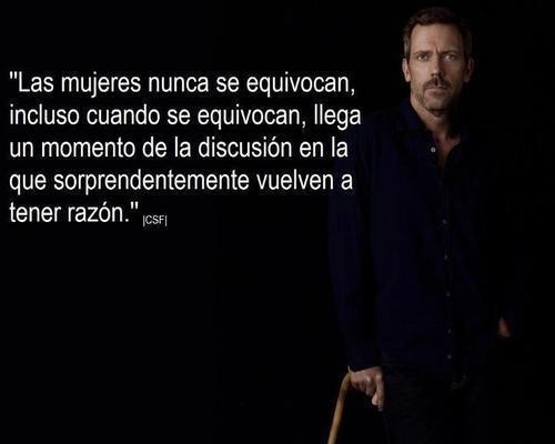 Source: Las Mujeres Siempre Tienen La Razon Quotes Pinterest