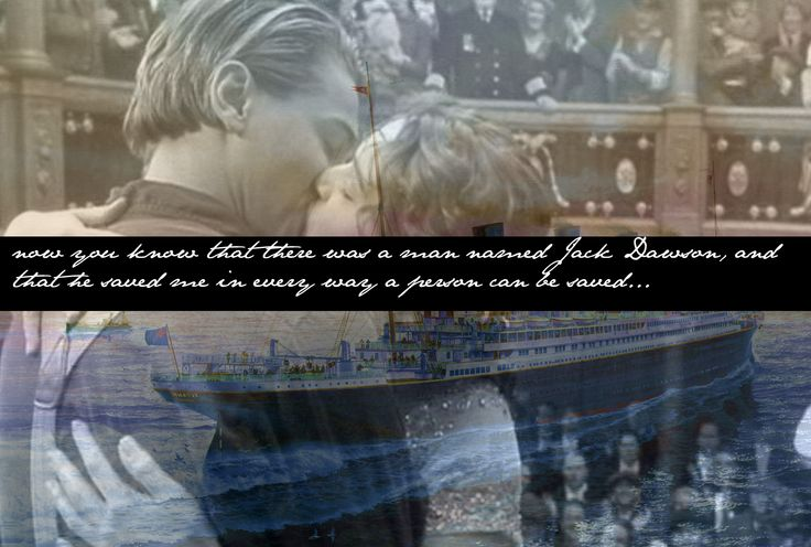 "... Can Be Saved"" made by me! #Titanic #Jack_Dawson #Rose_DeWitt_Bukater"